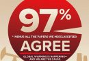 Hvordan de fikk 97% konsensus innen IPCC