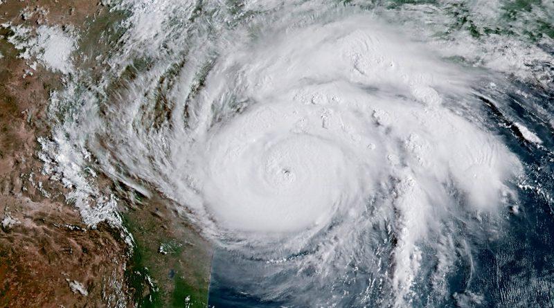 Syklonen Harvey