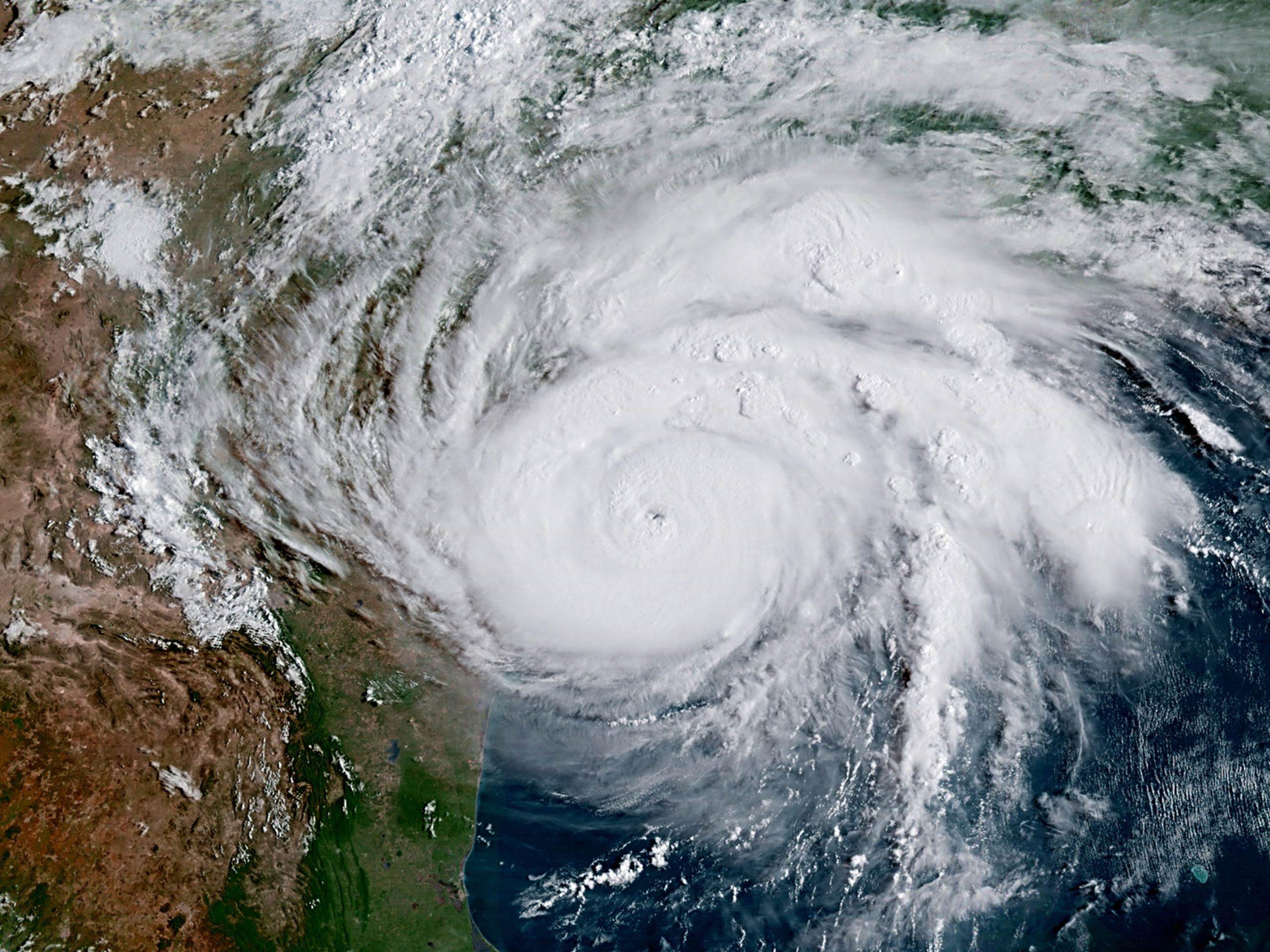 Orkanen Harvey: 1 million Hiroshima-bomber hver dag