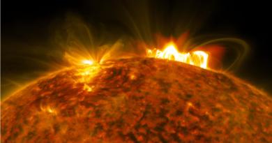 Solen styrer klima