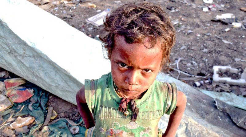 Fattige barn lider av Parisavtalen