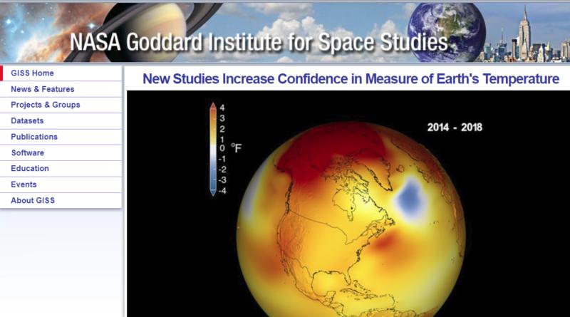 NASA avslørt i svindel med temperaturdata!